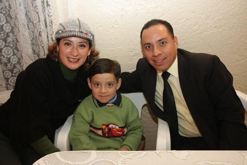 familie obisnuita de mexicani