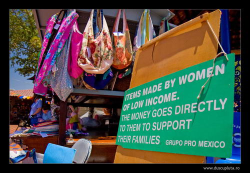 shopping in Mazatlan