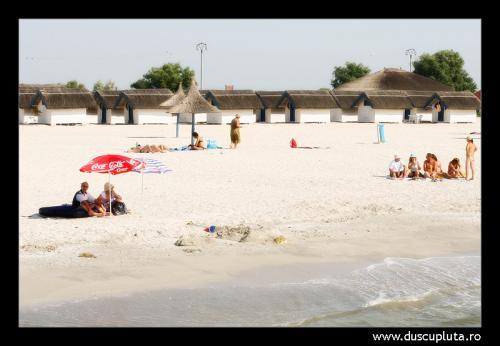 Gura Portitei - Plaja
